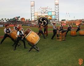 San Francisco Giants, S.F. Giants, photo, 2014, Japanese Heritage Night,