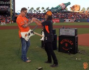 San Francisco Giants, S.F. Giants, photo, 2014, Metallica,