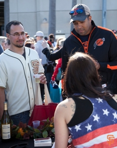may 24, sf giants, 2014, win festival, AT&T Park, fans