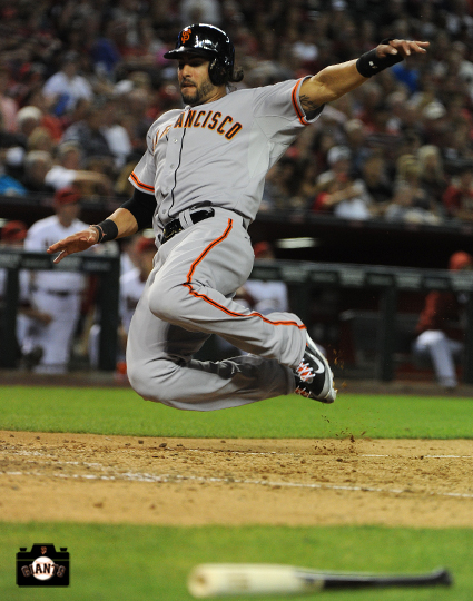San Francisco Giants, S.F. Giants, photo, 2014, Michael Morse