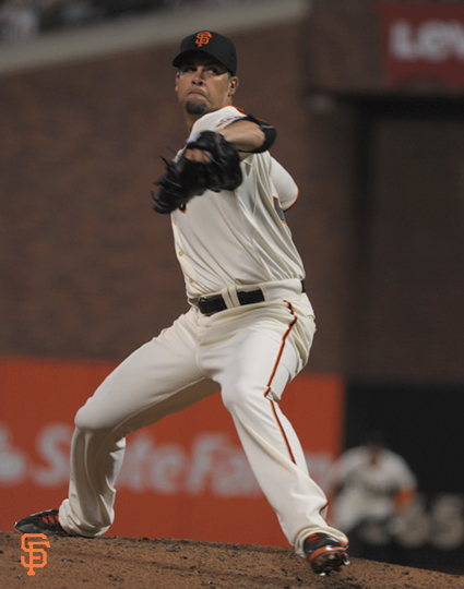 San Francisco Giants, S.F. Giants, photo, 2104, Ryan Vogelsong