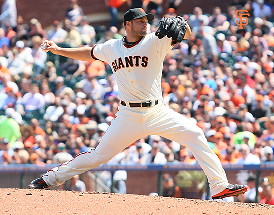 San Francisco Giants, S.F. Giants, photo, 2104, George Kontos