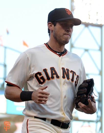San Francisco Giants, S.F. Giants, photo, 2014, Tyler Colvin