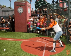 San Francisco Giants, S.F. Giants, photo, Hello Kitty