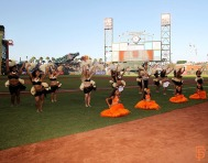 San Francisco Giants, S.F. Giants, photo, 2014, Polynesian Heritage Night