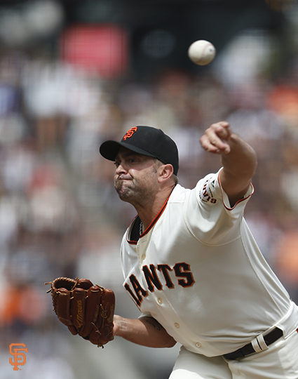 San Francisco Giants, S.F. Giants, photo, 2014, Jeremy Affeldt