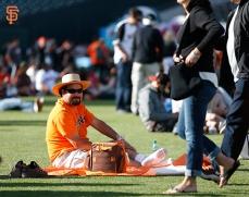 San Francisco Giants, S.F. Giants, photo, 2014, Season Ticket Member Appreciation