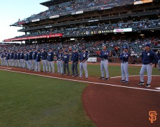 San Francisco Giants, S.F. Giants, photo, 2014, Tony Gwynn,