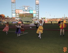 San Francisco Giants, S.F. Giants, photo, 2014, Italian Heritage Night