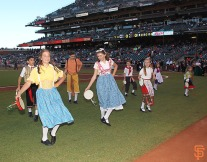 San Francisco Giants, S.F. Giants, photo, 2014, Italian Heritage Night