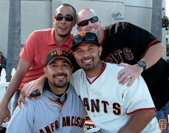 San Francisco Giants, S.F. Giants, photo, 2014, Garlic Fest