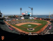 San Francisco Giants, S.F. Giants, photo, 2014, Pixar,