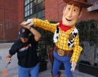 San Francisco Giants, S.F. Giants, photo, 2014, Pixar, Woody