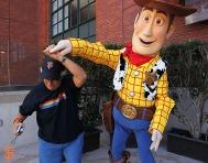 San Francisco Giants, S.F. Giants, photo, 2014, Pixar, Woody