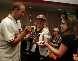 San Francisco Giants, S.F. Giants, photo, 2014, Pixar, Kirk Rueter