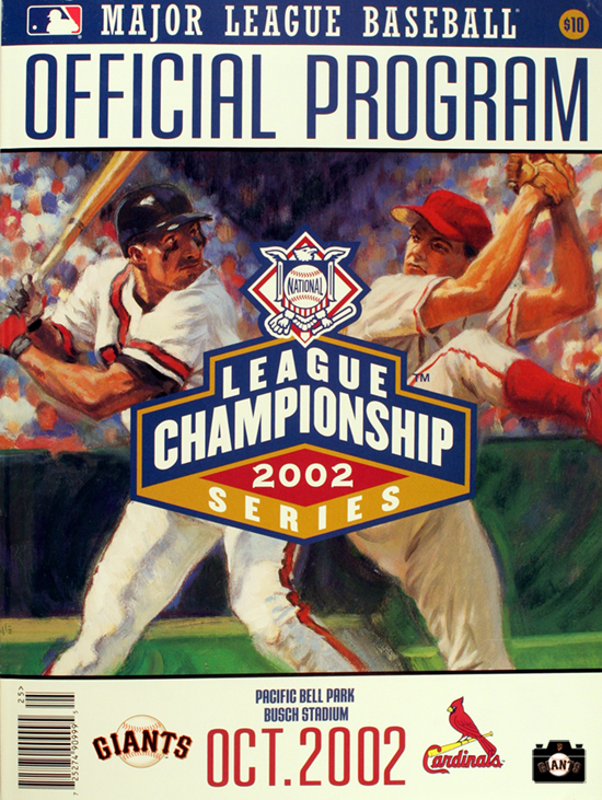 2002 nlcs program