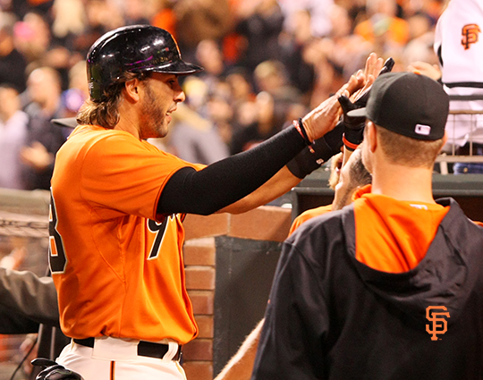 sf giants, 2014, photo