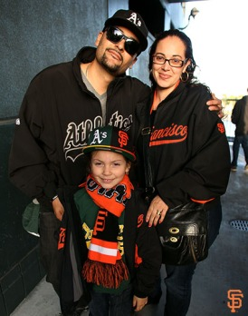 San Francisco Giants, S.F. Giants, photo, 2014, Fans