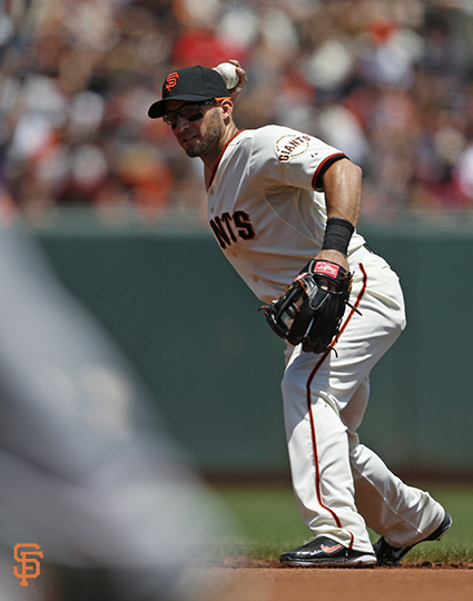 San Francisco Giants, S.F. Giants, photo, 2014, Marco Scutaro