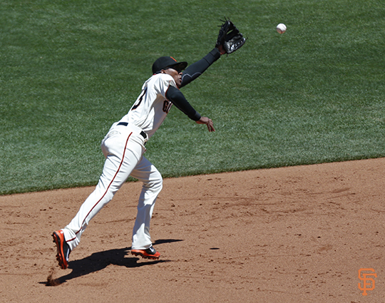 San Francisco Giants, S.F. Giants, photo, 2014, Joaquin Arias