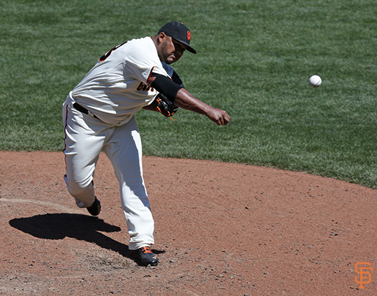 San Francisco Giants, S.F. Giants, photo, 2014, Jean Machi