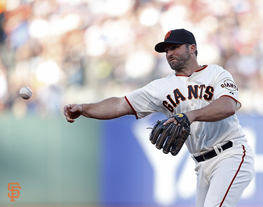 San Francisco Giants, S.F. Giants, photo, 2014, Dan Uggla