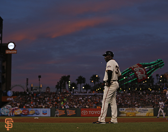 San Francisco Giants, S.F. Giants, photo, 2014, Roberto Kelly