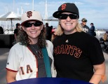 San Francisco Giants, S.F. Giants, photo, 2014, Jewish Heritage Night