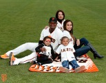 San Francisco Giants, S.F. Giants, photo, 2014, Family Day, Juan Gutierrez