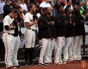 San Francisco Giants, S.F. Giants, photo, 2014, Robin Williams