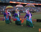 San Francisco Giants, S.F. Giants, photo, 2014, Filipino Heritage Night