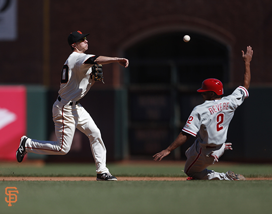 San Francisco Giants, S.F. Giants, photo, 2014, Matt Duffy