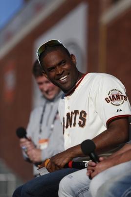 San Francisco Giants, S.F. Giants, photo, 2014, Fellowship Day