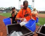 San Francisco Giants, S.F. Giants, photo, 2014, Ice Bucket Challenge
