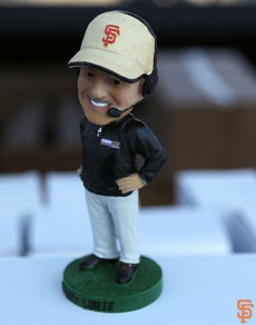 Marty Lurie bobblehead