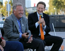 Ed Montague and Larry Baer