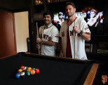 San Francisco Giants, S.F. Giants, photo, 2014, Manny Pacquiao, Chris Algieri