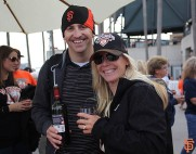 San Francisco Giants, S.F. Giants, photo, 2014, Wine Fest