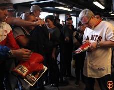 San Francisco Giants, S.F. Giants, photo, 2014, Freddie Roach