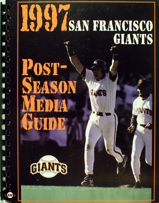 1997 sf giants, photo, brian johnson
