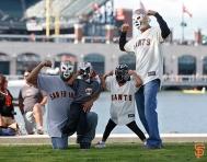 San Francisco Giants, S.F. Giants, photo, 2014, Fiesta Gigantes