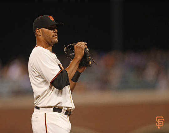 San Francisco Giants, S.F. Giants, photo, 2014, Chirs Dominguez