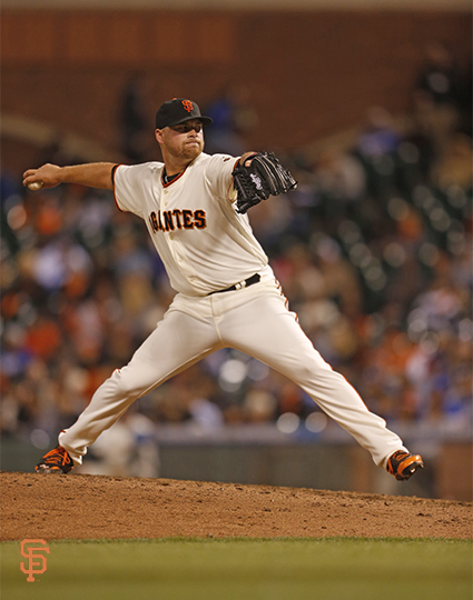 San Francisco Giants, S.F. Giants, photo, 2014, Erik Cordier