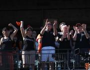 San Francisco Giants, S.F. Giants, photo, Fans