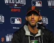 2014 sf giants, photo, wild card, work out day