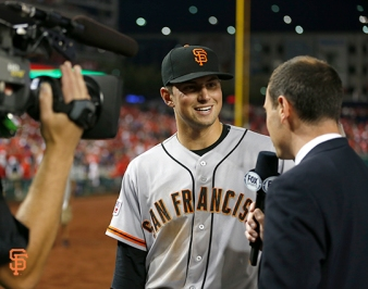october 3, 2014, sf giants, photo, nlds game 1
