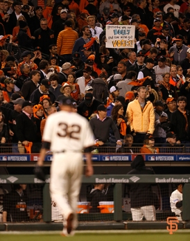 2014 NLDS Champions, sf giants, photo, october 7, 2014