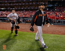 october 11, 2014, nlcs game 1, st. louis, sf giants, photo