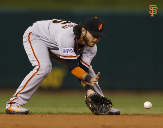nlcs game 1, october 11, 2o14, sf giants, photo