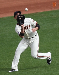 San Francisco Giants, S.F. Giants, photo, 2014, NLCS, Travis Ishikawa